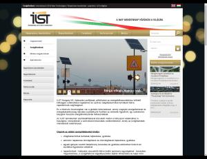 Szolgáltatások   International LED   Solar Technologies   Napelemes kandeláber, naperőmű, LED világítás